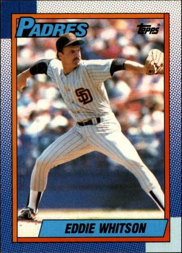 Photo of 1990 Topps #618 Ed Whitson