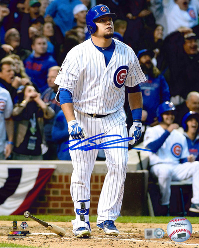 Photo of Kyle Schwarber Autographed Photo