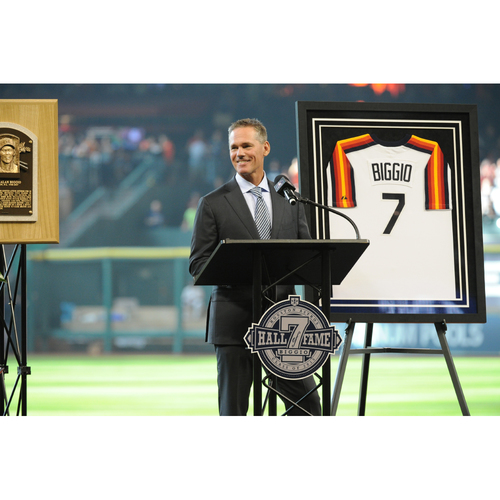 Photo of Craig Biggio - Diamond Dreams Gala Dinner Guest