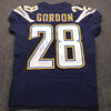 Chargers - Melvin Gordon Signed Authentic Jersey Size 40