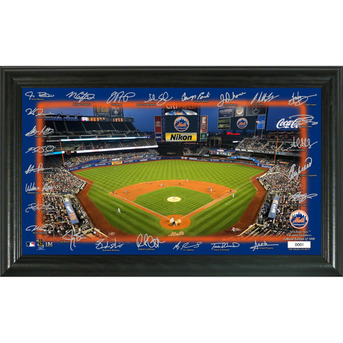 Photo of New York Mets Signature Field Photo Frame