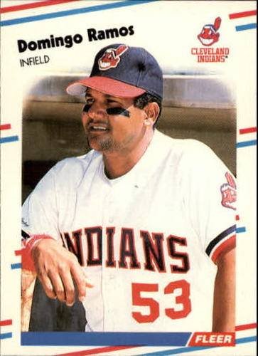 Photo of 1988 Fleer Update #23 Domingo Ramos