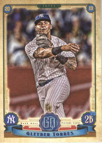 Photo of 2019 Topps Gypsy Queen #92 Gleyber Torres