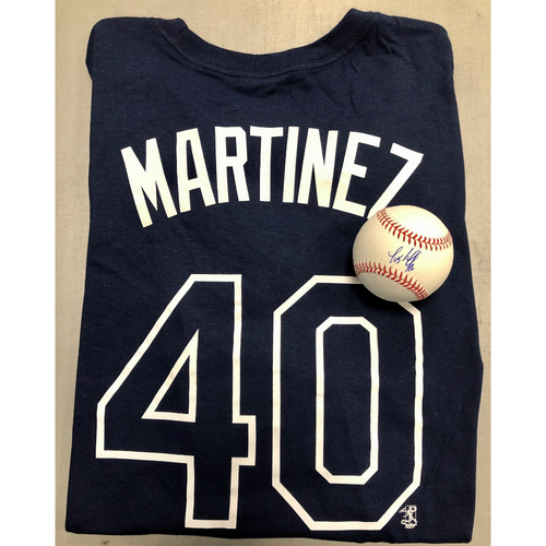 Photo of Rays Baseball Foundation Player Package: Jose Martinez