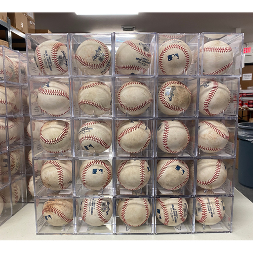 Photo of 2020 Cyber Monday Sale - 2020 Game Used Baseball Lot - One Game Used Baseball from Every 2020 Home Game @ Oracle Park!