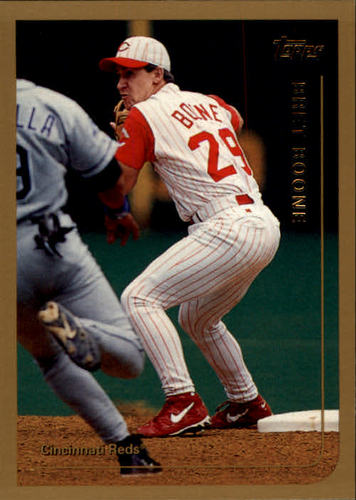Photo of 1999 Topps #170 Bret Boone