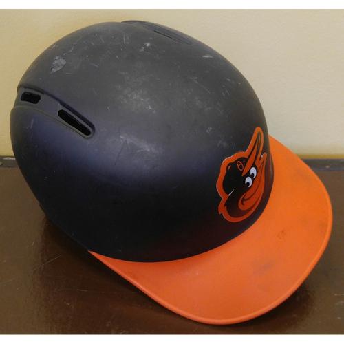 Photo of Tim Beckham - Road Batting Helmet: Team-Issued