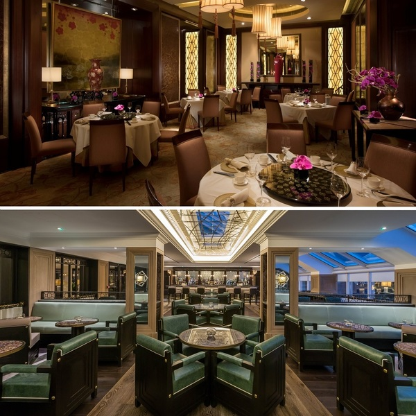 Click to view Taste of Two Cities: Fine Dining at Conrad Hong Kong & Conrad Dublin.