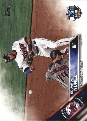 Photo of 2016 Topps Update #US31 Eduardo Nunez AS