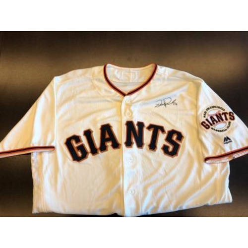 Photo of Giants End of Season Auction: Joe Panik Autographed Jersey