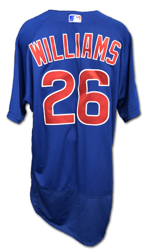 Photo of Billy Williams Team-Issued Jersey -- Size 50 -- Spring Training 2019
