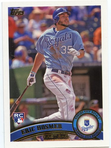 Photo of 2016 Topps Berger's Best Series 2 #BB22011 Eric Hosmer