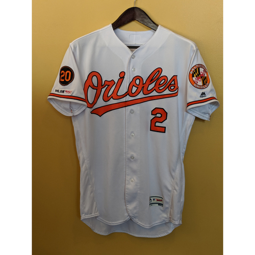 Photo of Jonathan Villar - Home Jersey: Game-Used