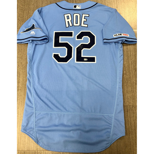 Photo of Autographed Jersey: Chaz Roe
