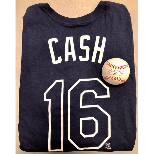 Photo of Rays Baseball Foundation Player Package: Kevin Cash