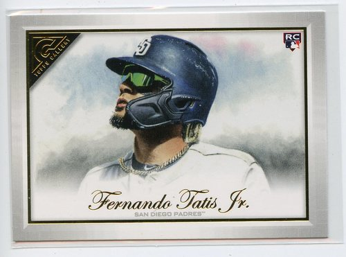 Photo of 2019 Topps Gallery #56 Fernando Tatis Jr. RC