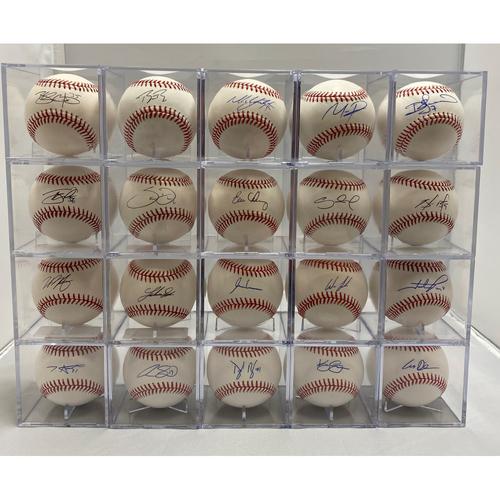 Photo of 2020 Cyber Monday Sale - Autograph Baseball Lot - Includes: Buster Posey, Brandon Crawford, Mauricio Dubon, Mike Yastrzemski & More!