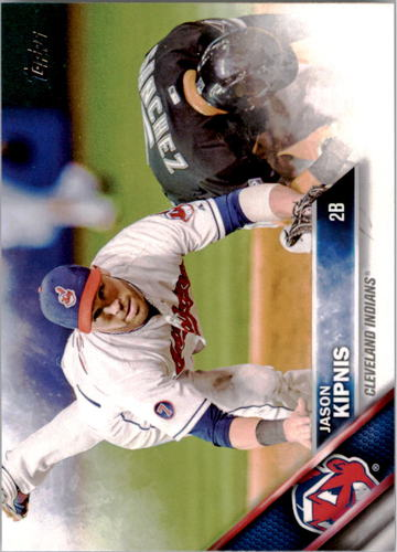 Photo of 2016 Topps #195A Jason Kipnis