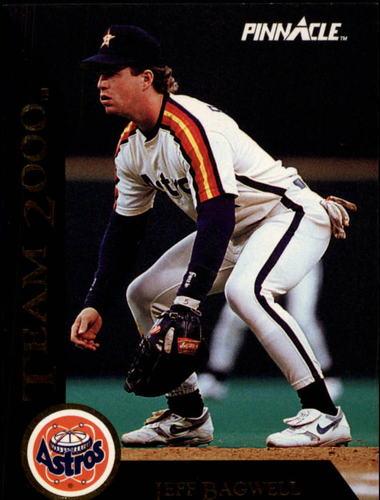 Photo of 1992 Pinnacle Team 2000 #10 Jeff Bagwell