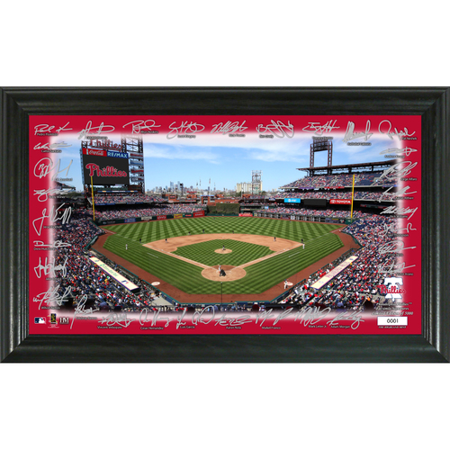 Photo of Philadelphia Phillies Signature Field Photo Frame