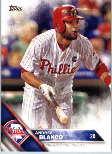 Photo of 2016 Topps #383 Andres Blanco