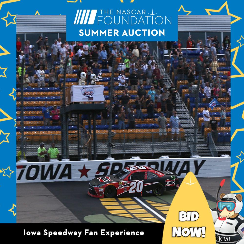 Iowa Speedway Fan Experience