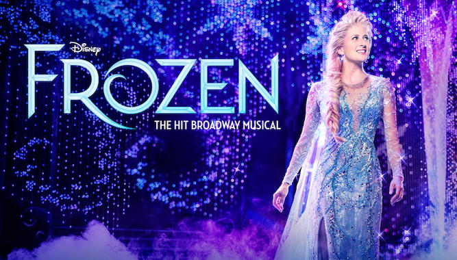SEE FROZEN ON BROADWAY & GET A BACKSTAGE TOUR IN NYC