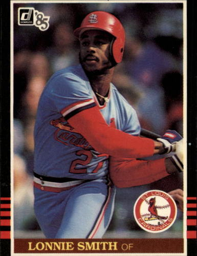 Photo of 1985 Donruss #231 Lonnie Smith