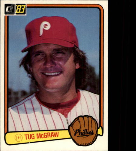 Photo of 1983 Donruss #371 Tug McGraw