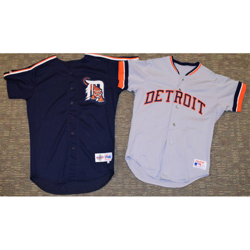 Photo of Detroit Tigers Road Jersey Collection (NOT MLB AUTHENTICATED)