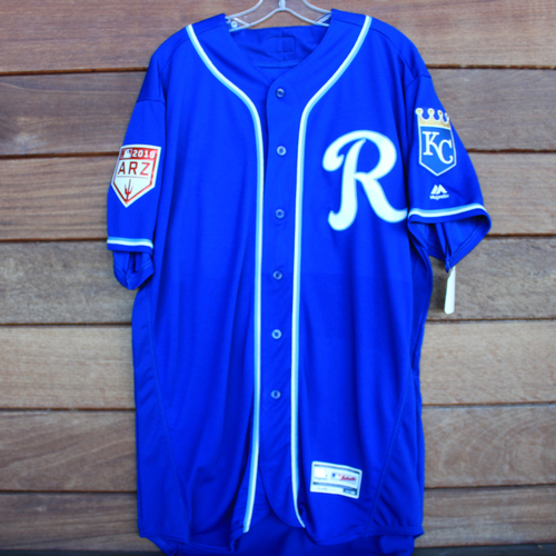 Photo of Team-Issued Jersey: Bryan Madson (Size 48)