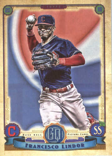 Photo of 2019 Topps Gypsy Queen #94 Francisco Lindor