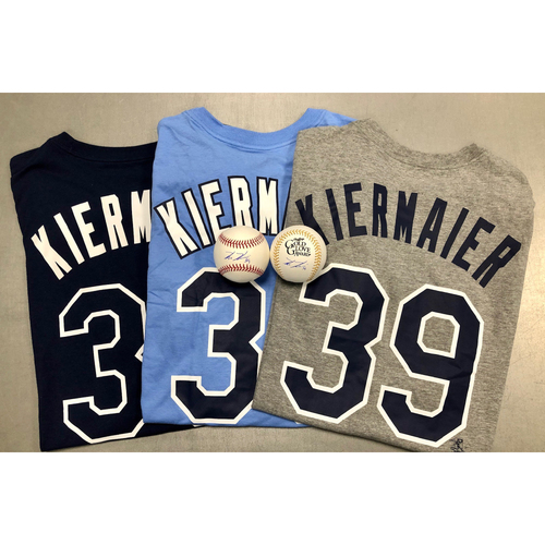 Photo of Rays Baseball Foundation Player Package: Kevin Kiermaier