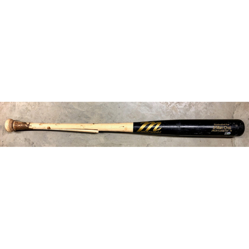 Photo of Game Used Broken Bat: Ji-Man Choi - August 24, 2020 v TOR