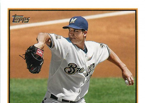 Photo of 2012 Topps Update #US51 Manny Parra