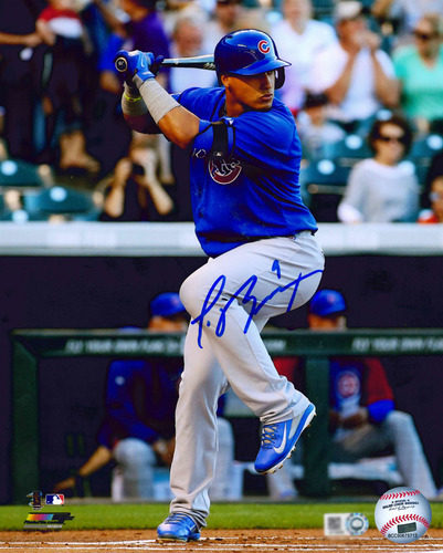 Photo of Javier Baez Autographed Photo