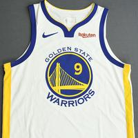 Andre Iguodala - Golden State Warriors - 2019 NBA Finals - Game 3 - Game-Worn White Association Edition Jersey