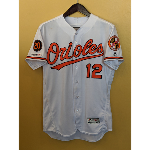 Photo of Stevie Wilkerson - Home Jersey: Game-Used