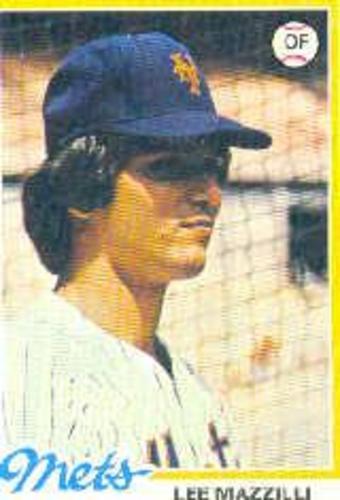 Photo of 1978 Topps #147 Lee Mazzilli