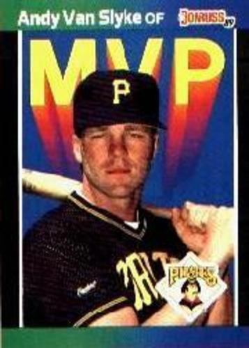 Photo of 1989 Donruss Bonus MVP's #BC10 Andy Van Slyke