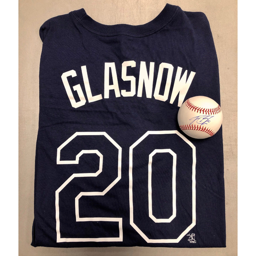 Photo of Rays Baseball Foundation Player Package: Tyler Glasnow
