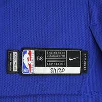 Nikola Jokic - Denver Nuggets - Game-Worn Statement Edition Jersey - 2019-20 NBA Season Restart