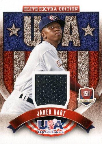 Photo of 2015 Elite Extra Edition USA Baseball 15U Jerseys #9 Jared Hart
