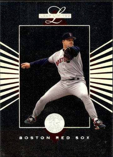 Photo of 1994 Leaf Limited #7 Roger Clemens