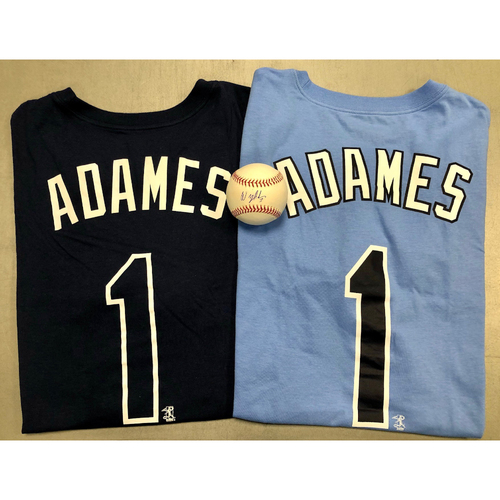 Photo of Rays Baseball Foundation Player Package: Willy Adames
