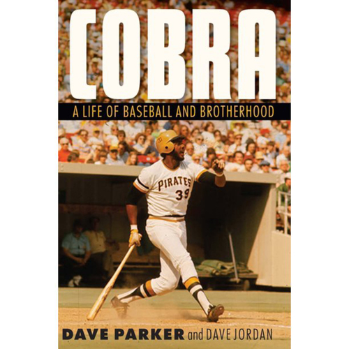 Photo of NEW!! Cobra: A Life of Baseball and Brotherhood, Autographed by Dave Parker