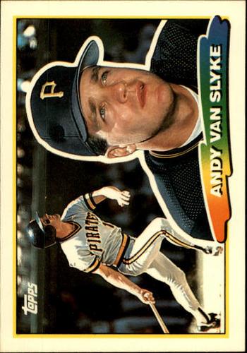Photo of 1988 Topps Big #184 Andy Van Slyke