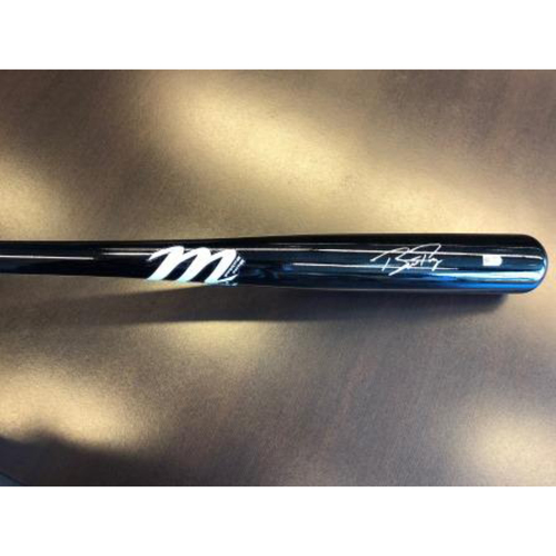 Photo of Giants End of Season Auction: Buster Posey Autographed Bat