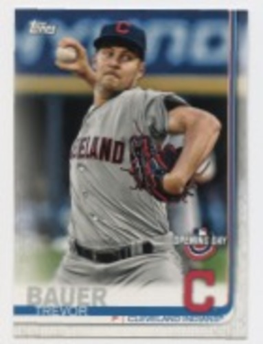 Photo of 2019 Topps Opening Day #36 Trevor Bauer