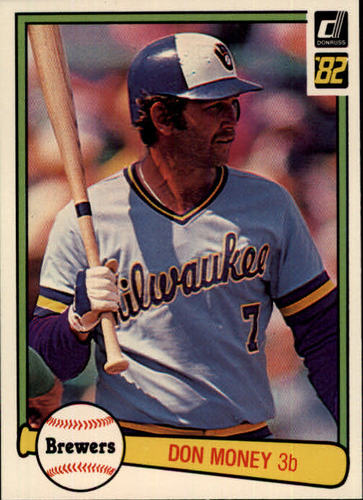 Photo of 1982 Donruss #384 Don Money